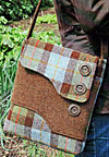 Melford Messenger Bag Pattern - Retail $9.00