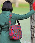 The Sudbury Saddle Bag Pattern - Retail $9.00